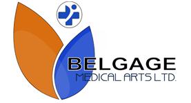 Belgage Medical Arts Logo